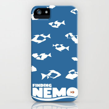 Finding Nemo iPhone Case by Citron Vert   Society6