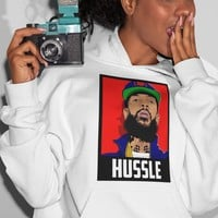Nipsey Hussle Hooded Sweatshirt