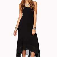 Simply Stated Ribbed Maxi Dress