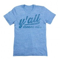HRC | Human Rights Campaign | Y'all T-Shirt