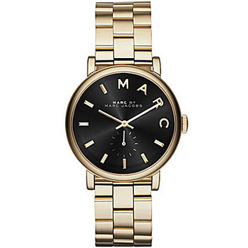 Marc by Marc Jacobs Baker 3-Hand Watch