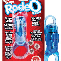 Screaming O Rodeo Spinner - Blue