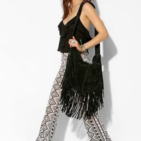 Raga Allover Print Bell Flare Pant - Urban Outfitters