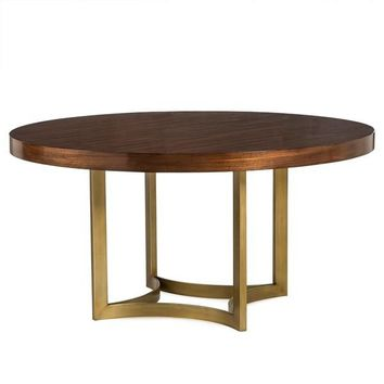 WALDEN DINING TABLE - ROUND