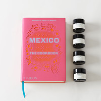 Mexico The Cookbook Gift Set : MARCH