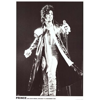 Prince Chicago 1984 Poster 23x33