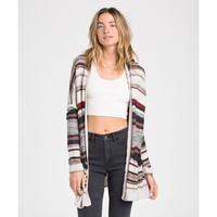 OUTSIDE THE LINES STRIPE CARDIGAN