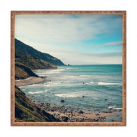 Catherine McDonald California Pacific Coast Highway Square Tray