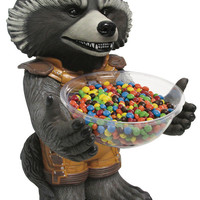 Guardians of the Galaxy: Rocket Racoon Candy Bowl Holder