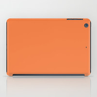 Celosia Orange iPad Case by Beautiful Homes