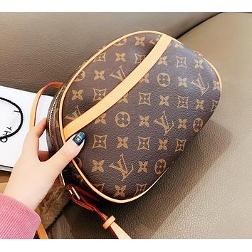 LV Louis Vuitton Popular Women Shopping Bag Leather Shoulder Bag Crossbody Satchel