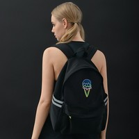 YIZI NEON Ice Cream Backpack