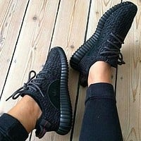 """Adidas"" Yeezy Boost  Women Men Sneakers Running Sports Shoes"