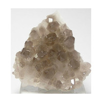 Smoky Quartz Crystal Cluster from New Hampshire