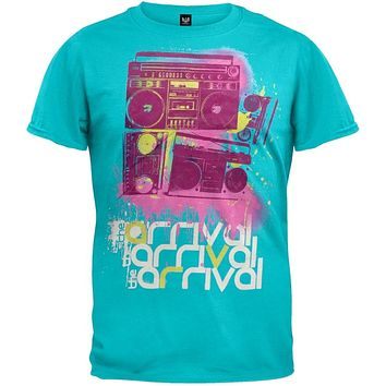 The Arrival - Boombox T-Shirt
