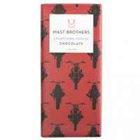 Mast Brothers Craft Chocolate - Stumptown Coffee - pantry - food & celebrations