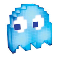 Blue Pac-Man USB Night Light