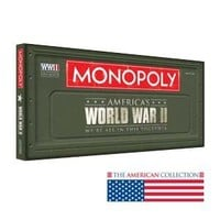 Monopoly World War II - We Are All In This Together