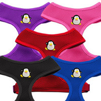 Mirage - Penguin Chipper Christmas Dog Harnesses