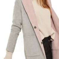 Topshop Double Face Coat | Nordstrom