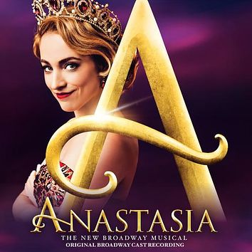 Anastasia (Original Broadway Cast Recording) (Bn) - Anastasia (Original Broadway Cast Recording) -  (Vinyl)