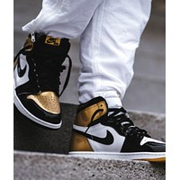 Air Jordan 1 Top3 AJ high-top shoes-2