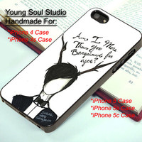 Fall Out Boy Quotes - For iPhone 4, iPhone 4s, iPhone 5, iPhone 5s, iPhone 5c Case and Samsung Galaxy S3, Samsung Galaxy S4