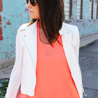 What A Girl Wants Jacket {White}