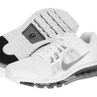 Nike Air Max+ 2013 White/Wolf Grey/Reflective Silver - Zappos.com Free Shipping BOTH Ways