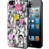 One Direction and 5sos Samsung Galaxy S3 S4 S5 Note 3 , iPhone 4 5 5c 6 Plus , iPod 4 5 case