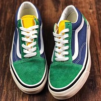 Trendsetter Vans Old Skool 36 Dx  Women Men Fashion Casual Canvas Shoes