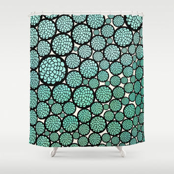 Blooming Trees Shower Curtain for your home decor