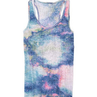 Zoey Twilight Print Tank