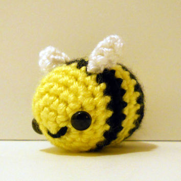 Baby Bee - Made to Order - Crocheted Plushie