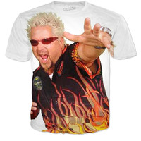 Guy Fieri T-shirt