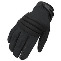 Stryker Padded Knuckle Glove Color- Black