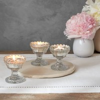 Chalice Votive Cup, Set of 3