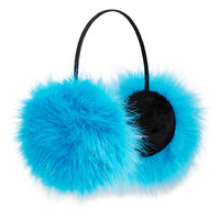 Betsey Johnson xox Trolls Faux-Fur Ear Muffs, Only at Macy's - Handbags & Accessories - Macy's