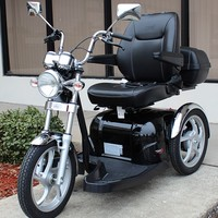 SportRider SGL Scooter SportRider 15K - EV Rider Recreational Scooters   TopMobility.com