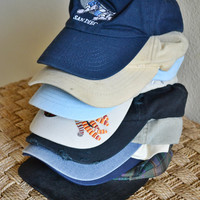 Baseball Hats Variation Vintage 90's
