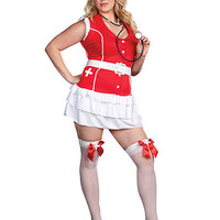 Vital Signs Plus Size Costume | Sexy Clothes Womens Sexy Dresses Sexy Clubwear Sexy Swimwear | Flirt Catalog