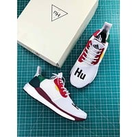 Bbc X Pharrell Williams X Adidas Originals Nmd Hu Trail Nerd Sport Running Shoes