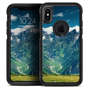 Scenic Mountaintops - Skin Kit for the iPhone OtterBox Cases