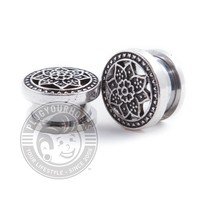 Lotus Threaded Steel Plugs