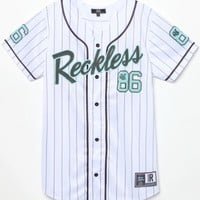 Young & Reckless HD OG Rising Jersey - Mens Tee - White