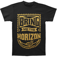 Bring Me The Horizon Men's  Dynamite Shield T-shirt Black