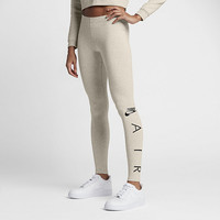 The Nike Sportswear Women's Graphic Leggings.