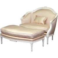 Camilla Chair in Pink Gingham