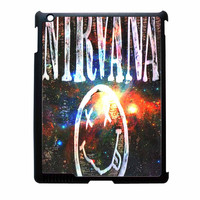 Nirvana Wood Sign Art Galaxy iPad 2 Case