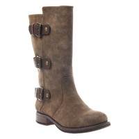 Mid-Calf Durango Style Boot by Madeline Girl - Mud